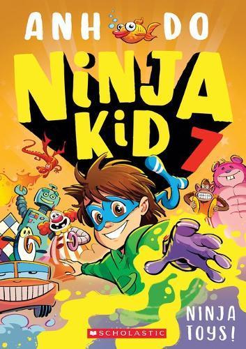 Ninja Toys (Ninja Kid,Book7)