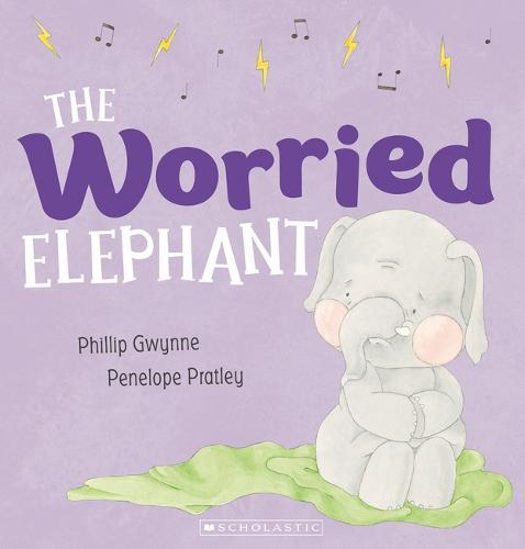 Feelings #3: the Worried Elephant