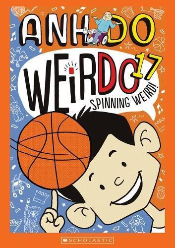 Weirdo #17:SpinningWeird