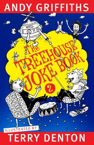 The Treehouse JokeBook2