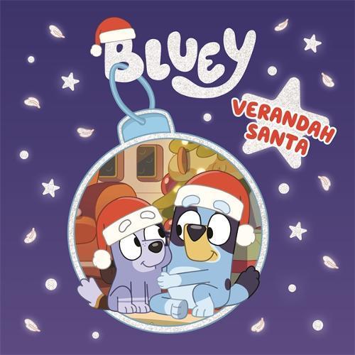Bluey:VerandahSanta