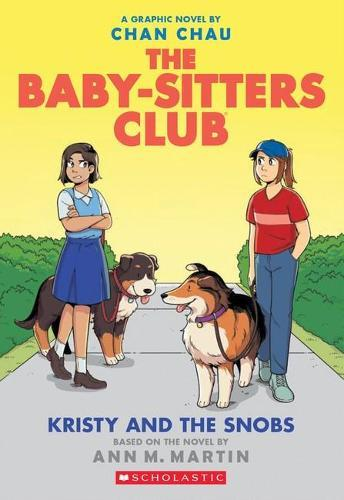 The Baby-Sitters Club Graphix #10: Kristy and the Snobs