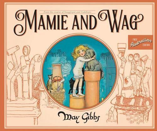 Mamie and Wag(MayGibbs)