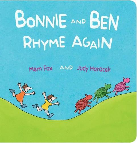 Bonnie and Ben Rhyme Again Board Book