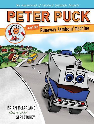 Peter Puck And The RunawayZamboniMachine