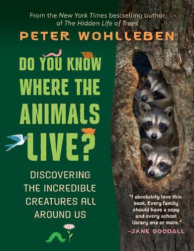 Do You Know Where the Animals Live?