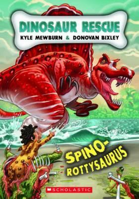 Dinosaur Rescue:#5Spino-Rottysaurus
