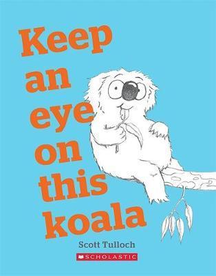 Keep an Eye on this Koala