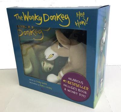 The Wonky Donkey Box Set&plush