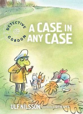 Detective Gordon: A Case in Any Case