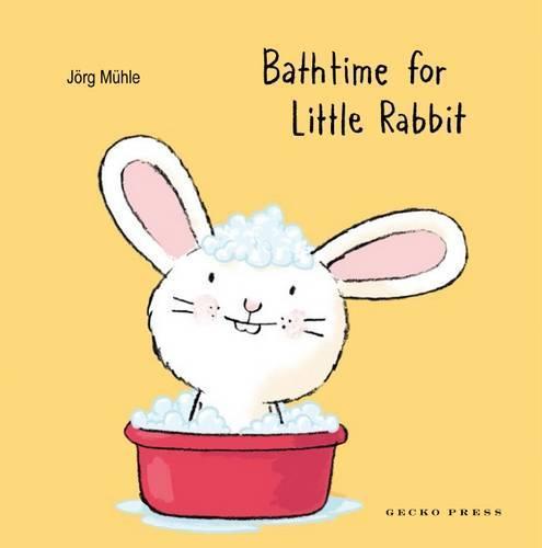 Bathtime forLittleRabbit