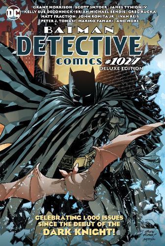 Batman: Detective Comics #1027DeluxeEdition