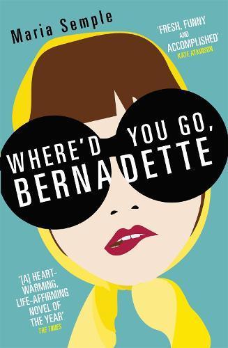 Where'd YouGo,Bernadette