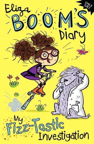 Eliza Boom's Diary: MyFizz-TasticInvestigation