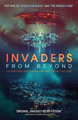 Invaders From Beyond:FirstWave
