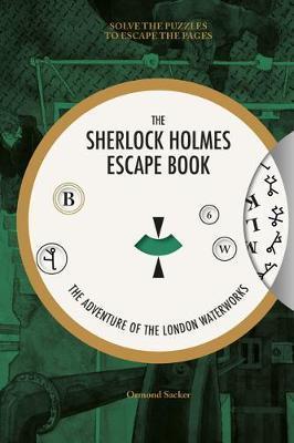 The Sherlock HolmesEscapeBook