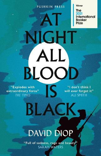 At Night All BloodisBlack