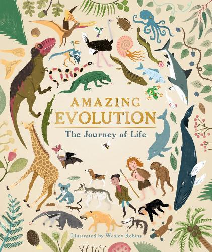 Amazing Evolution: The JourneyofLife