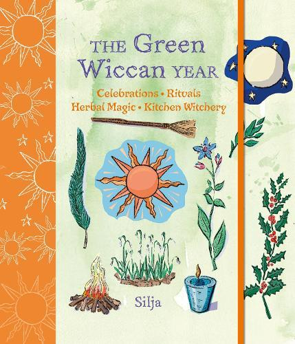 the green wiccan year celebrations rituals herbal magic and kitchen witchery - Kitchen Witchery