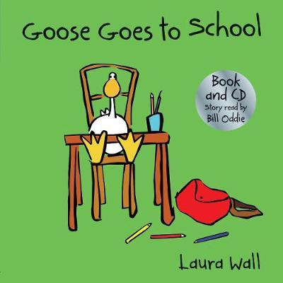 Goose Goes to School (Book & CD)