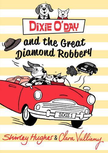 Dixie O'Day and the GreatDiamondRobbery