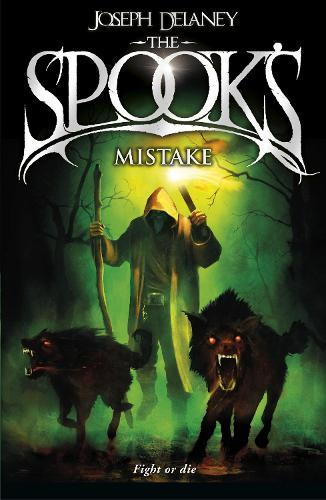 The Spook's Mistake:Book5