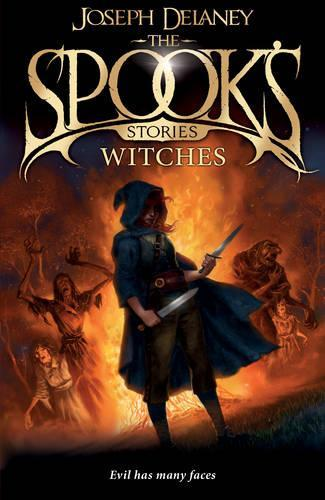 The Spook'sStories:Witches