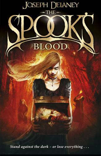 The Spook's Blood:Book10