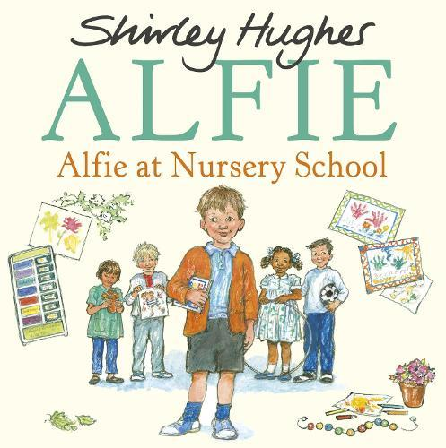 Alfie at Nursery School