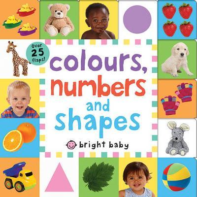 Colours, Numbers and Shapes: Lift theFlapTab