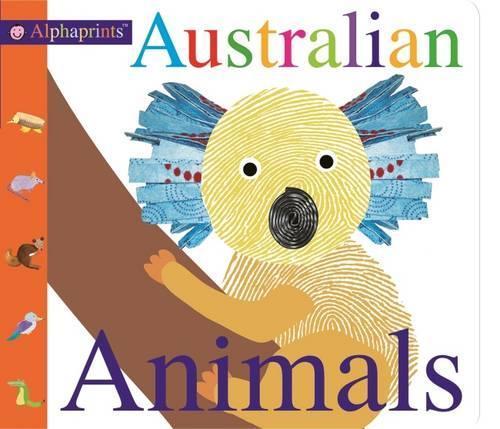 Alphaprints Australian Animals