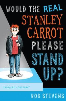 Would the Real Stanley Carrot PleaseStandUp?
