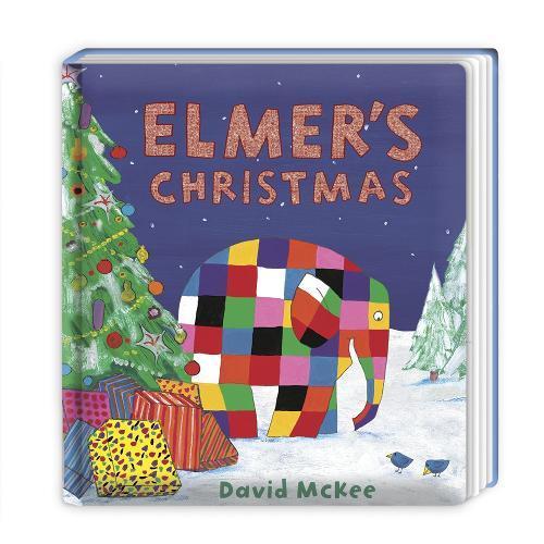 Elmer's Christmas:BoardBook