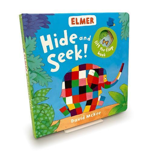 Elmer: HideandSeek!
