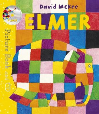 Elmer: Picture Book and CD