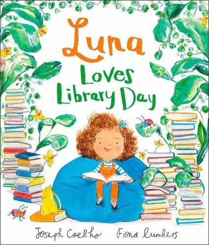 Luna LovesLibraryDay