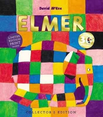 Elmer: 30th Anniversary Collector's Edition with LimitedEditionPrint