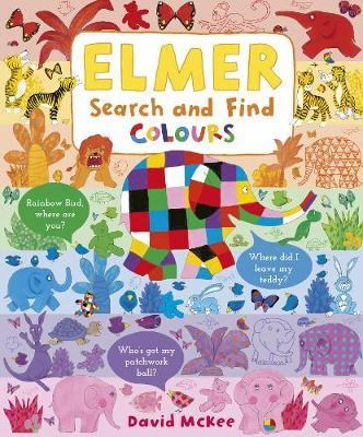 Elmer Search andFindColours