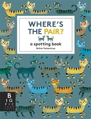 Where's the Pair?: ASpottingBook