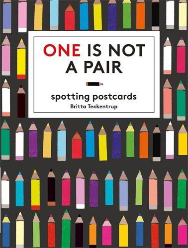 One is Not a Pair:SpottingPostcards