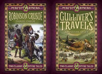 Gullivers Travels & Robinson Crusoe: Slip-Case Edition