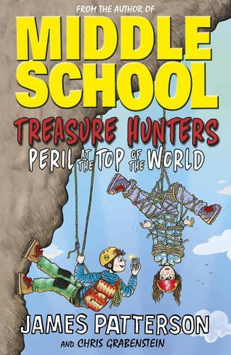 Treasure Hunters: Peril at the Top of the World: (Treasure Hunters 4)