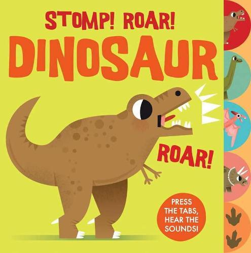 Sounds of the Wild: StompRoar!Dinosaur