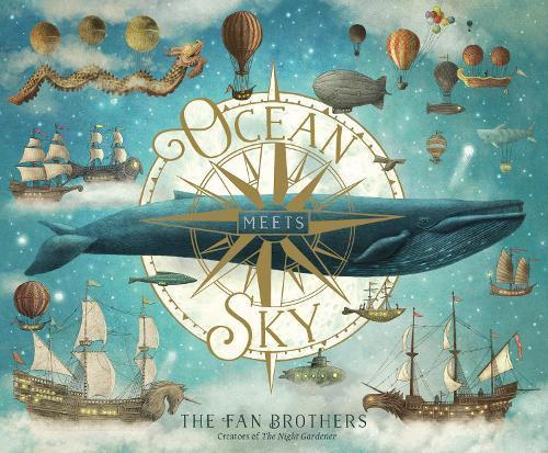 Ocean Meets Sky