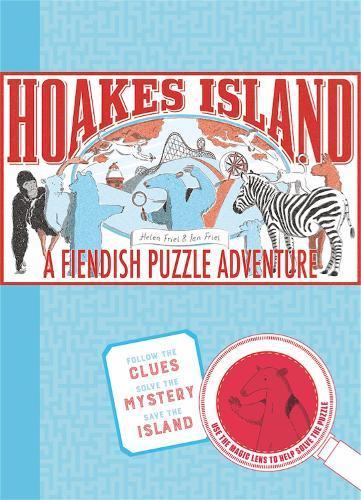 Hoakes Island: A FiendishPuzzleAdventure