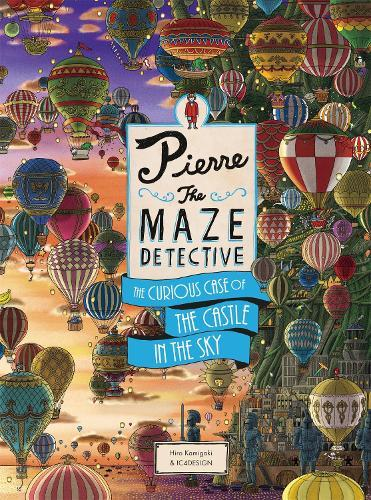 Pierre The Maze Detective: The Curious Case of the Castle intheSky