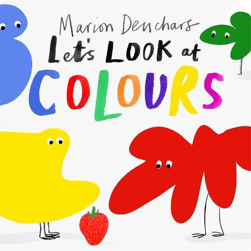 Let's Look at... Colours: Board Book