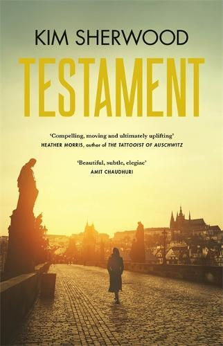 Testament: Shortlisted for Sunday Times Young Writer of the Year Award