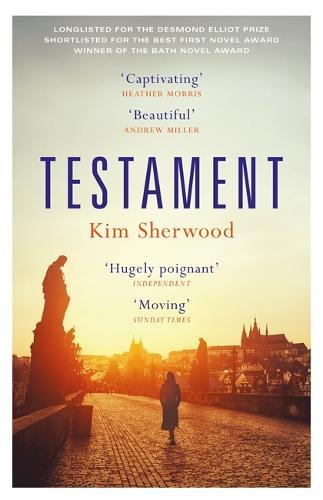 Testament: Shortlisted for Sunday Times Young Writer of theYearAward