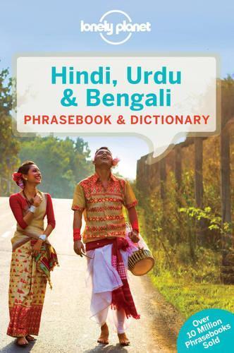 Lonely Planet Hindi, Urdu & Bengali Phrasebook&Dictionary